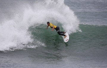 Tyler Wright  during the Semifinals of the Roxy Pro France