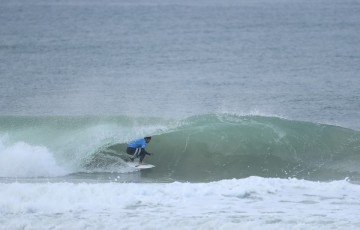 Miguel Pupo during Round 1 .