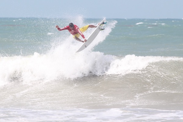 Messias Felix -Maresia Cearense de surf - Foto Lima Jr.